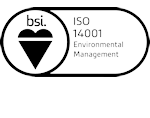 ISO 14001 - Environmental Management Accredited