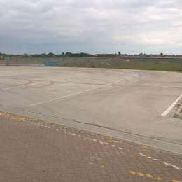Port Of Harwich Turning Area Works